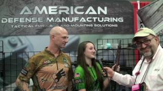 Tom and Madalyn Stewart: Father and Daughter 3-Gun Competitors
