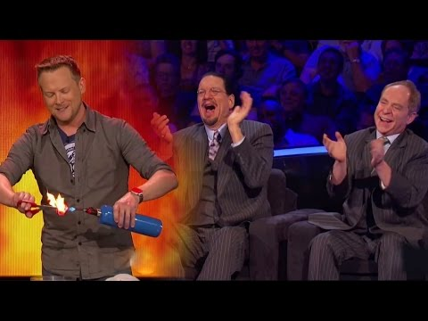 Brian Brushwood on Penn & Teller: Fool Us!