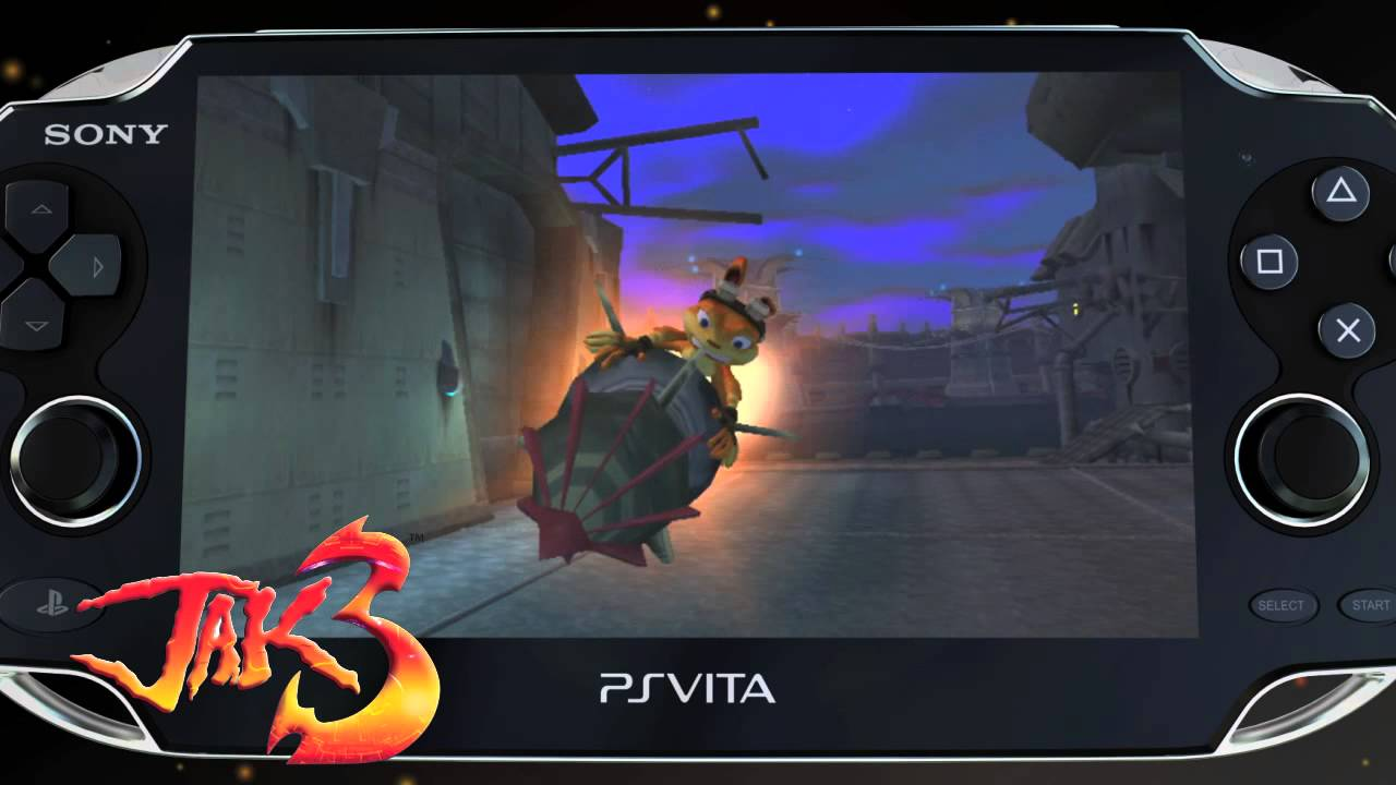 The Jak & Daxter Trilogy Is Getting A HD Vita Release This June
