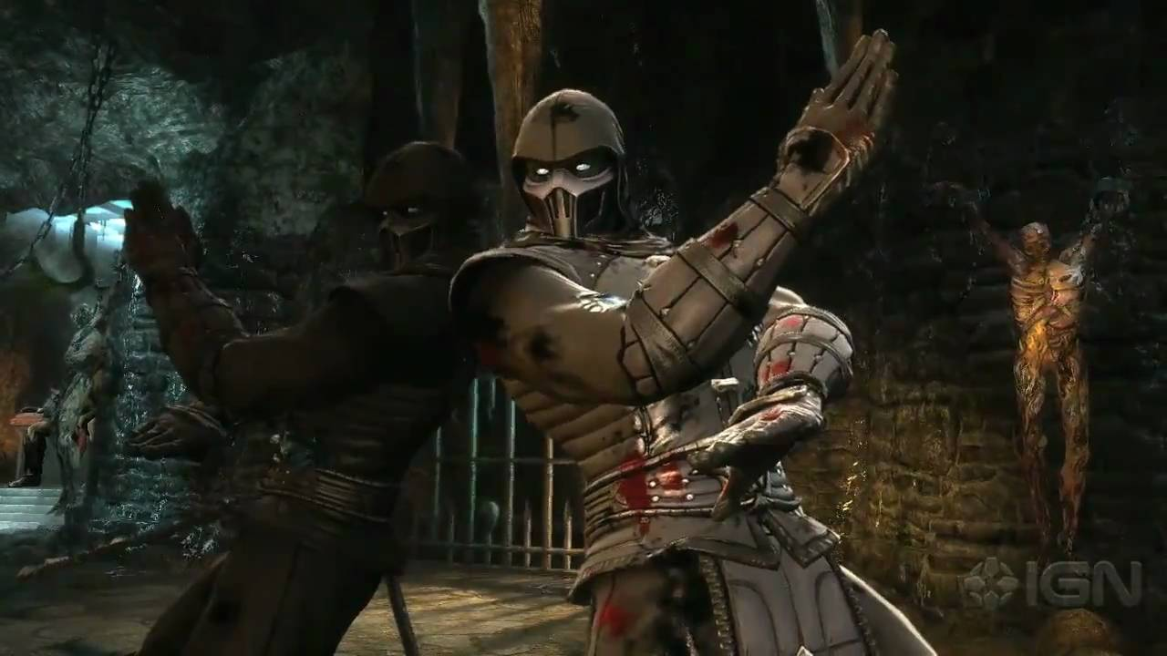 Mortal Kombat's Newest Kombatant Will Make You Puke