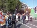 MANIFESTATION POUR LES SALAIRES