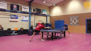FERRIERE 1 vs THORIGNE FOUILLARD 3 | NATIONALE 3 | TENNIS DE TABLE | HIGHLIGHTS