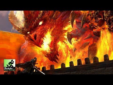 Rahdo Runs Through►►► Dragonfire
