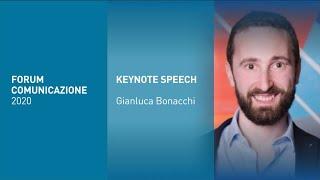 Youtube: Gianluca Bonacchi | Indeed | Il tuo Brand, la tua Promessa | Forum Comunicazione 2020
