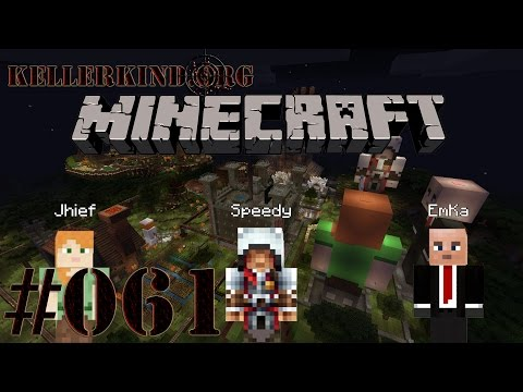 Kellerkind Minecraft SMP [HD] #061 – Survived the Crawler ★ Let's Play Minecraft