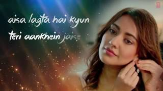 Arijit Singh- ISHQ MUBARAK Full Song WIth Lyrics _ Tum Bin 2