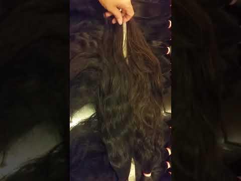 Bulk Remy Virgin Human Hair