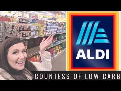Keto Grocery Aldi Haul | Aldi Keto Shopping List Finds