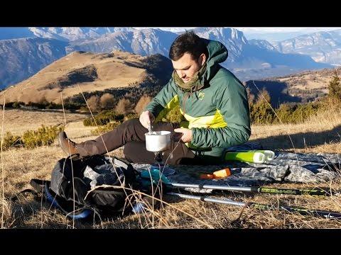 Escursione, pranzo e prova Garmin eTrex 35 Touch (GPS)