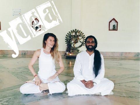 Как я училась йоге в Индии