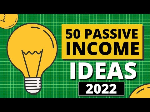, title : '50 Passive Income Ideas for Financial Freedom in 2021