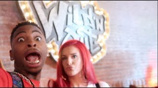 I MADE IT TO THE WILD'N OUT TEAM!