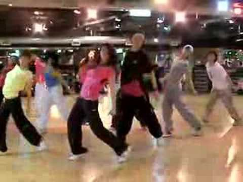 Kop Dance Class: 4 Minute - Madonna