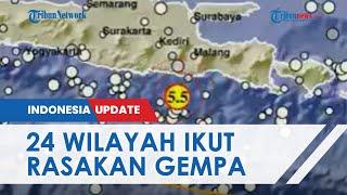 Gempa 6,7 Magnitudo Tak Hanya Guncang Malang, Turut Dirasakan 24 Wilayah Termasuk Bali