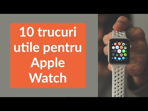 10 trucuri pentru Apple Watch pe care probabil nu le știai