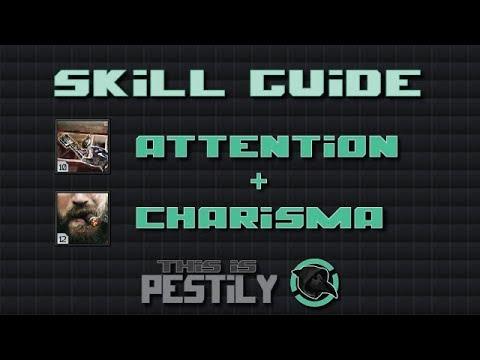 Attention and Charisma Skill Guide - Escape from Tarkov - смотреть