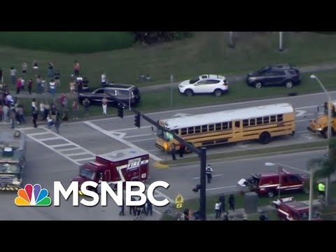 Reports Of A High School Shooting In Florida | MSNBC
