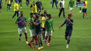 Fechou o tempo! Veja a confusão no final da partida entre Cruzeiro e CSA pela Série B