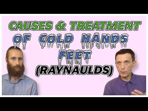 Video Causes of cold hands and feet: Treat Raynaud's naturally – Interview with Dr. Artour Rakhimov