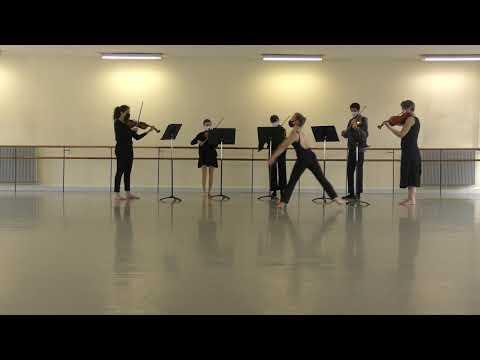 Danse & Alto : Composition chorégraphique