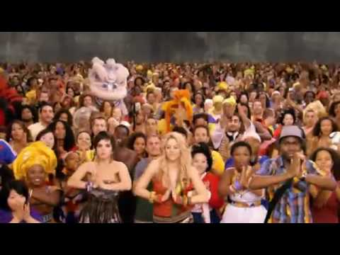 Shakira - Waka Waka (This time for Africa) Official FIFA Worldcup Song
