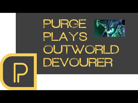Download Dota 2 Purge plays Outworld Devourer Mp4 HD Video and MP3