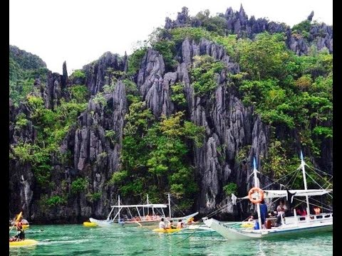 Video 12 Best Tourist Attractions in Palawan