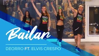 Bailar - Deorro ft Elvis Crespo - Easy Fitness Dance Choreography