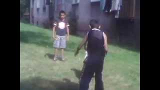 preview picture of video 'Cigani break Karvina 6 (Gypsy Breakdance) (1)'
