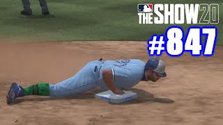 1,000 CAREER DOUBLES! | MLB The Show 20 | Road to the Show #847