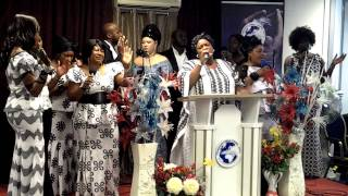 TBCI,Sunday Praise&Worship by Mama Mercy.Pt 2
