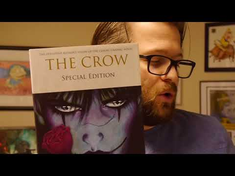 Holiday Gift Guide: The Crow: Special Edition