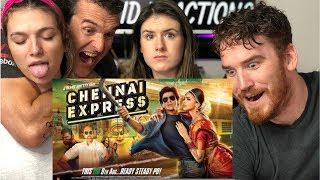 Chennai Express Trailer REACTION | Deepika Padukone, Shahrukh Khan