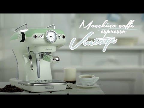 Ariete Espresso 1389 Vintage