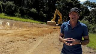 Komatsu iMC Excavator Video