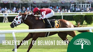 Henley's Joy - 2019 - The Belmont Derby Invitational Stakes