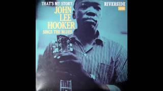 John Lee Hooker - I Want To Talk About You