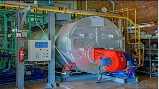 Steam Boiler Auxiliaries Combustion,Operation&Control