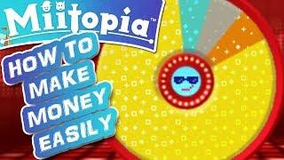 Miitopia ~ EASIEST WAY TO MAKE MONEY ~ ROULETTE ~ FULL GAMEPLAY WALKTHROUGH
