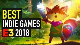 30 Best Indie Games & Reveals of E3 2018 - dooclip.me