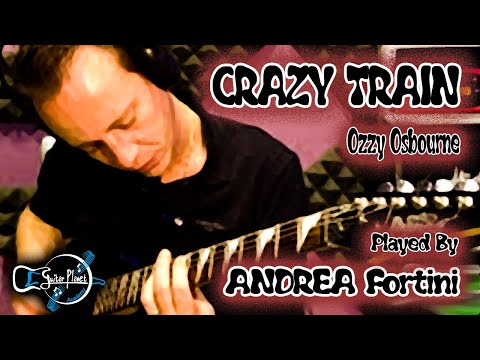 ANDREA FORTINI - Crazy Train (Ozzy Osbourne)