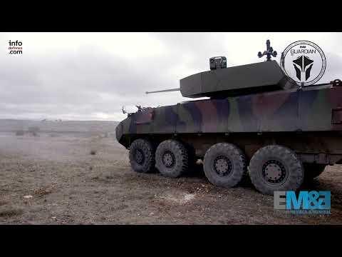 Escribano producirá la torre de 30 mm del VCR 8x8 Dragón del Ejército de Tierra