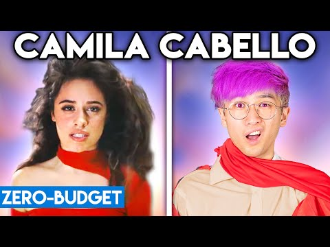CAMILA CABELLO WITH ZERO BUDGET! (Shameless PARODY)