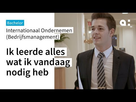 Internationaal ondernemen (Bedrijfsmanagement)