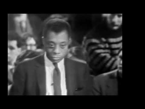 James Baldwin  Cambridge University 1965