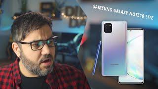 Samsung Galaxy Note10 Lite Vorgestellt. Alles lite? Deutsch