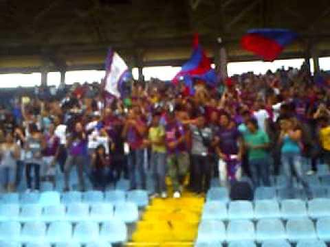 """Monagas Sport Club 02"" Barra: Guerreros Chaimas • Club: Monagas"