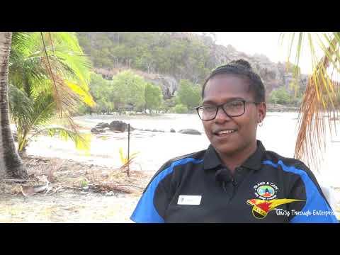 Meet Jodi Hibberd an Island and Cape Retail Manager