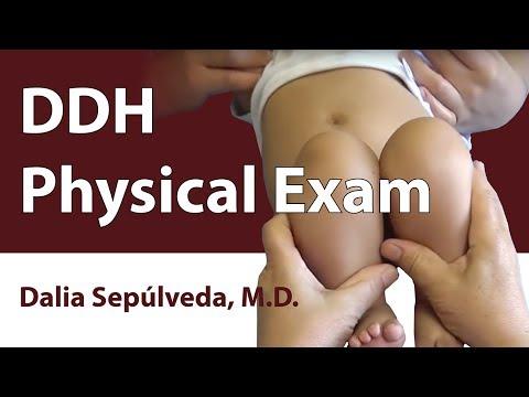 DDH  Physical Exam