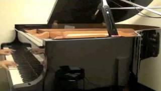 久石譲 もののけ姫 piano Solo Yasudajoe
